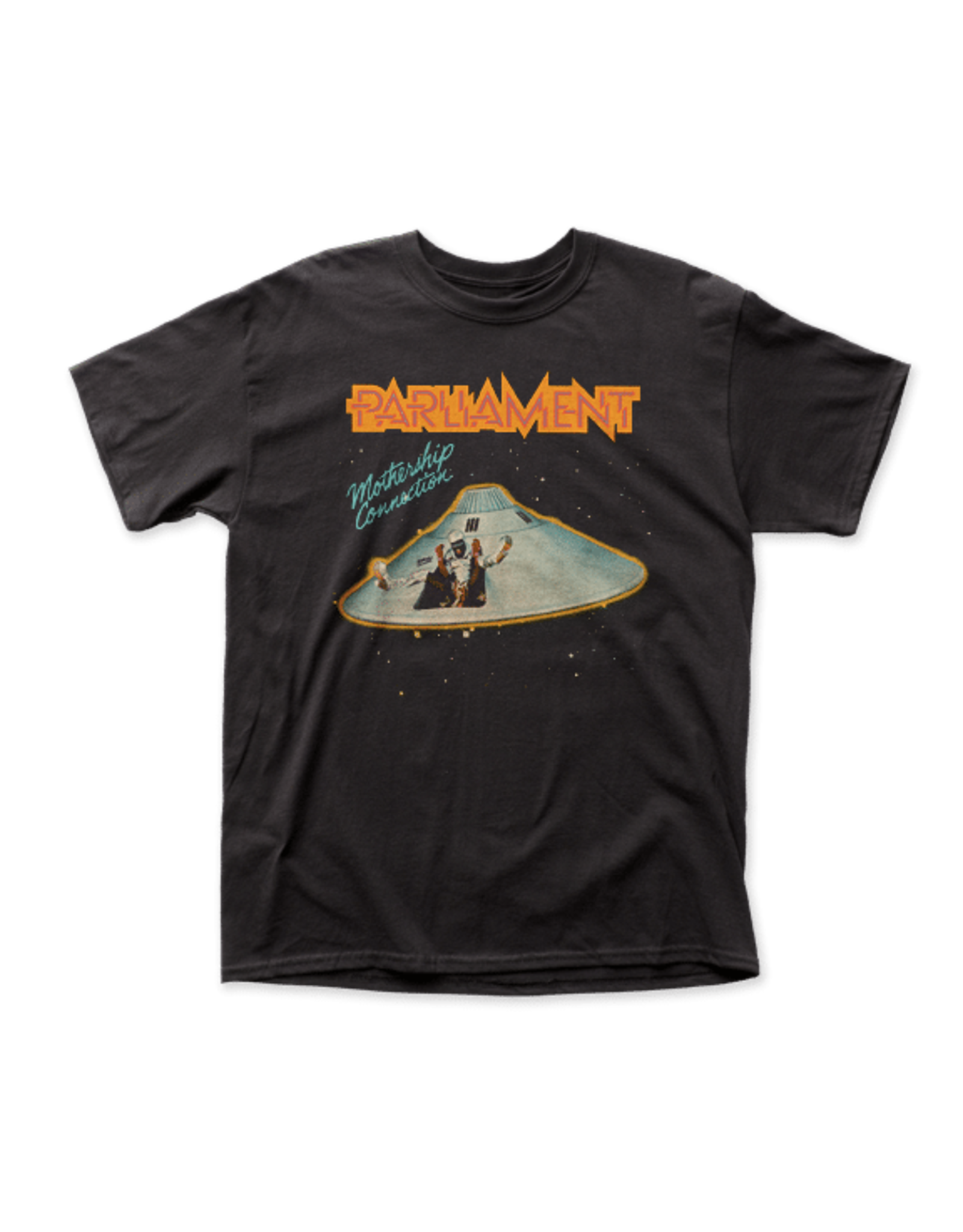 "Parliament ""Mothership Connection"" T Shirt"