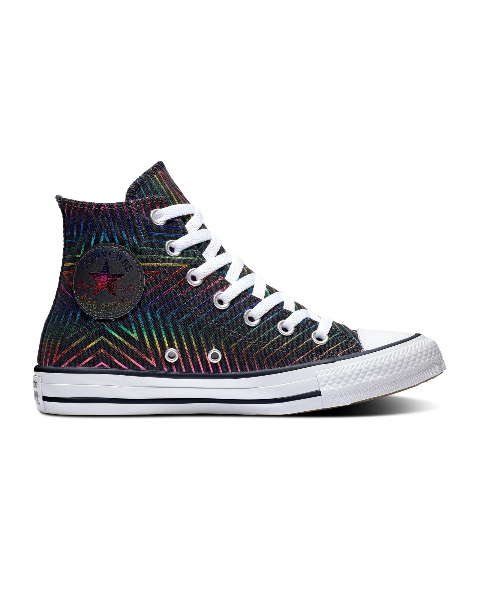 CONVERSE CHUCK TAYLOR ALL STAR HI BLACK/WHITE/BLACK C19STAB-565395C