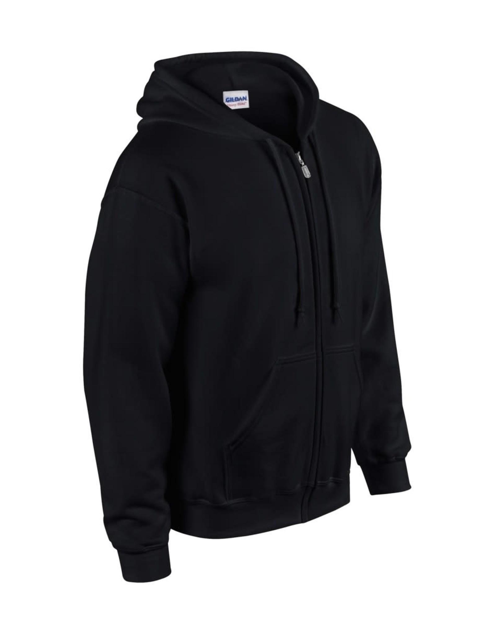 GILDAN Gildan Heavy Blend Full Zip Hooded Sweatshirt