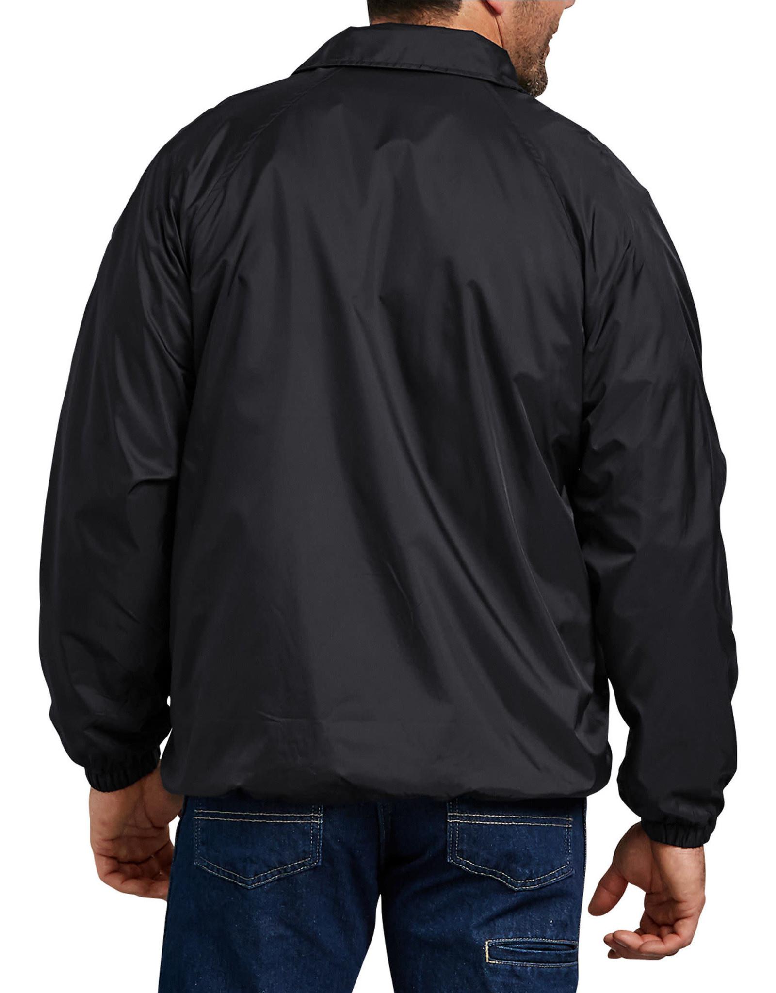 DICKIES Snap Front Nylon Jacket