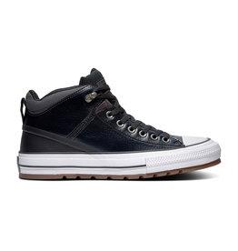 CONVERSE CHUCK TAYLOR STREET BOOT HI BLACK/ALMOST BLACK C097B-168865C