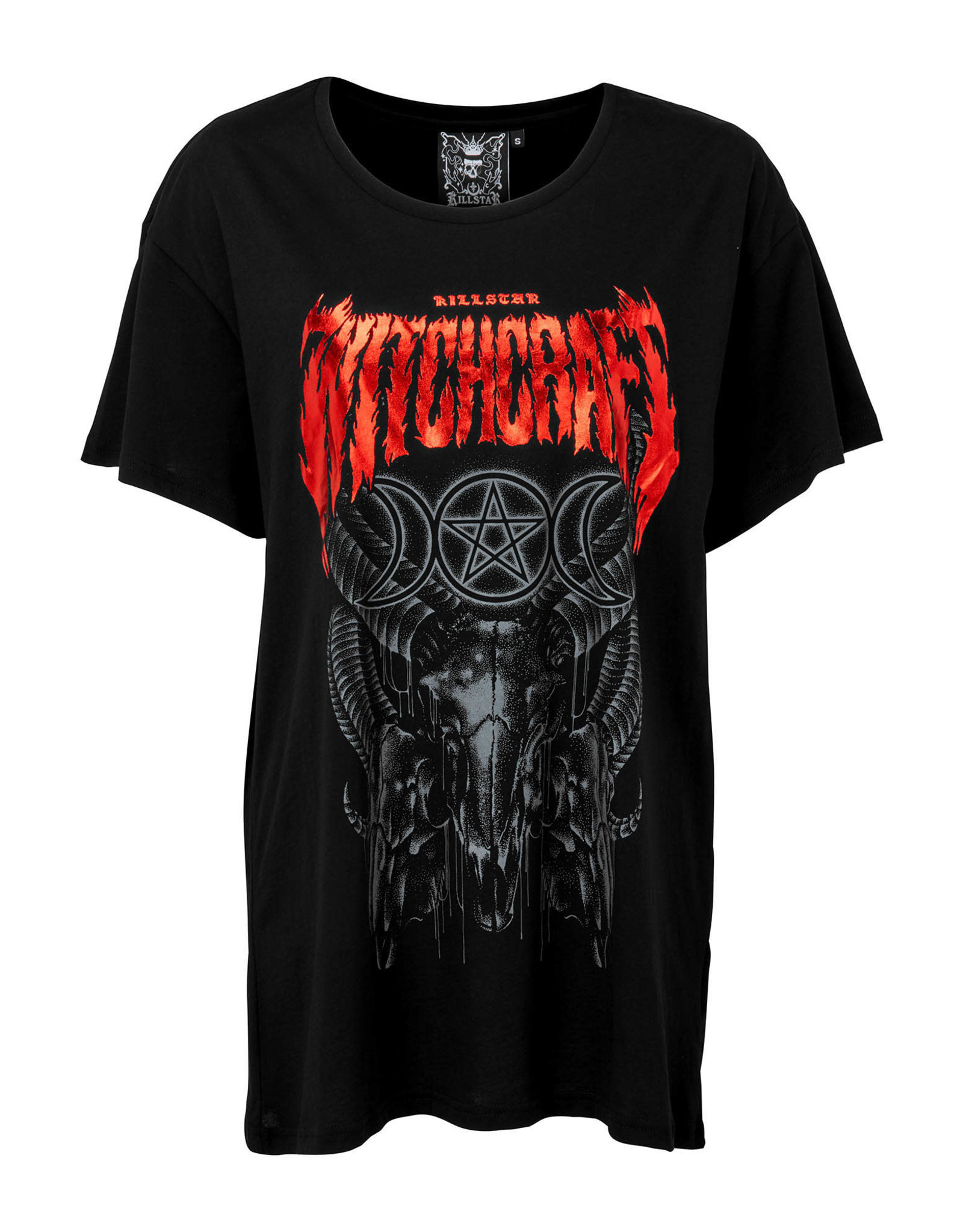 KILLSTAR  Witchcraft Relaxed Top
