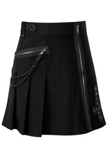 KILLSTAR  Calling Alice Mini Skirt