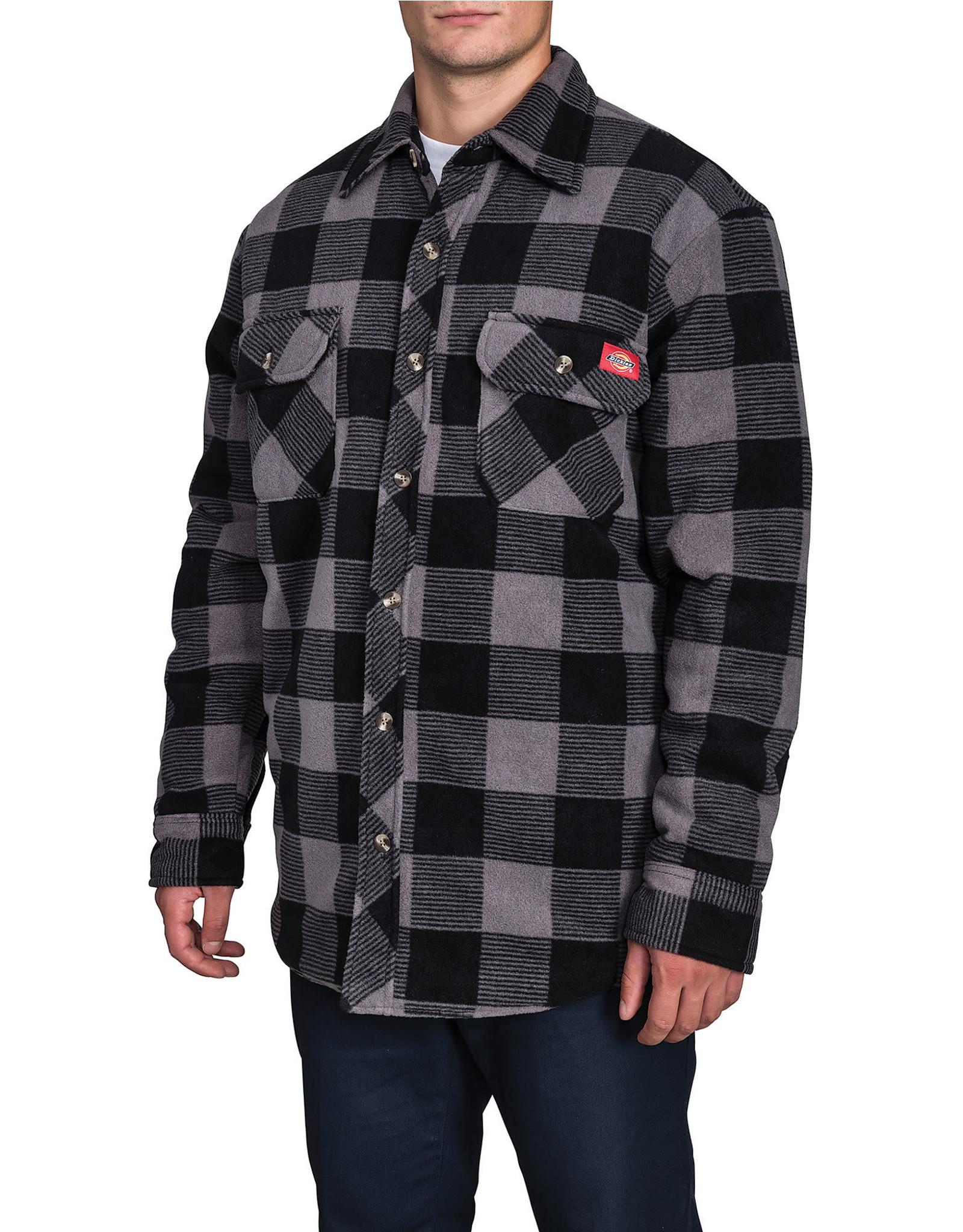 DICKIES Printed Polar Fleece Jacket