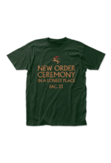 "New Order ""Ceremony"" T-Shirt"