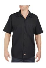 DICKIES Light Material Short Sleeve Work Shirt