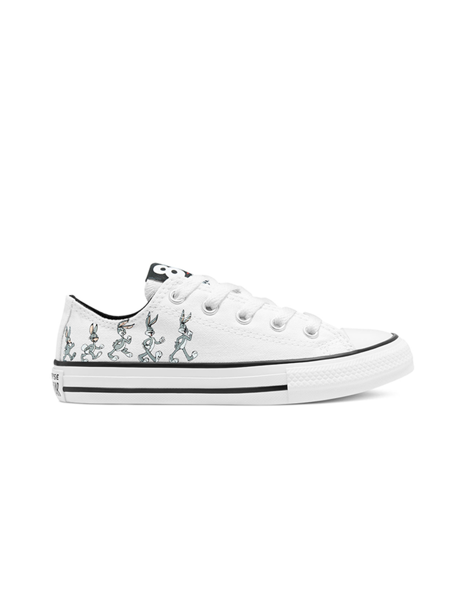 CONVERSE CHUCK TAYLOR OX BUGS BUNNY GREY/WHITE/BLACK CABUGS-369229C
