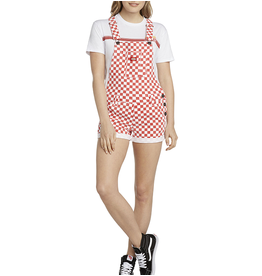 Dickies Girl Stretch Shortall Roll Hem J2001SB