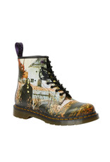 DR. MARTENS 1460 BLACK SABBATH BLACK BACKHAND STRAWGRAIN & GREASY 815BS-R26315102