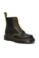 DR. MARTENS 1460 PASCAL BEX DS BLACK/YELLOW SMOOTH SLICE 815BEXY-R25946032