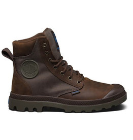 PALLADIUM PAMPA SPORT WPN BRIDLE BROWN MOON MIST P2BM-73234-207