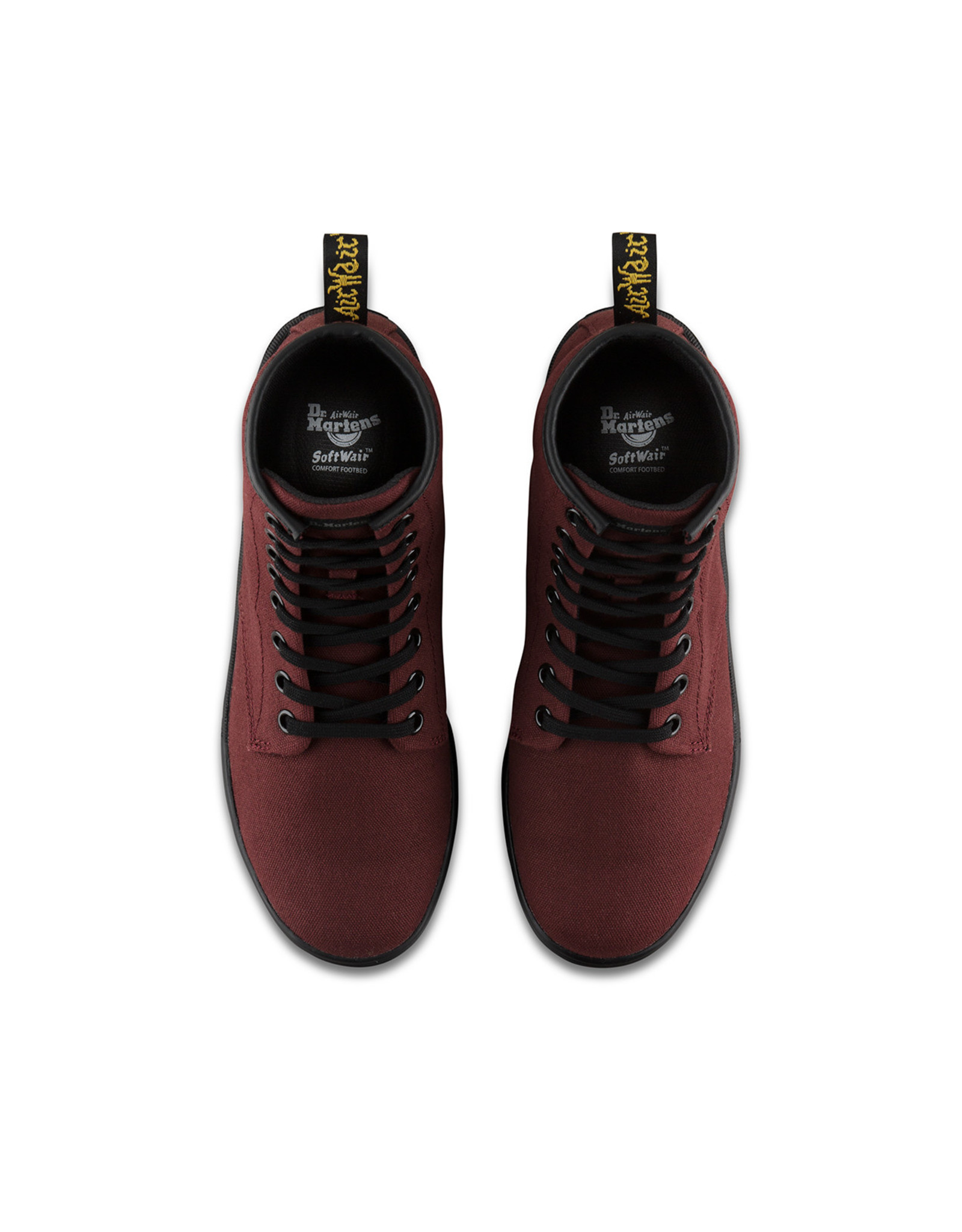 DR. MARTENS SHERIDAN OLD OXBLOOD CANVAS 826OX-R24314626