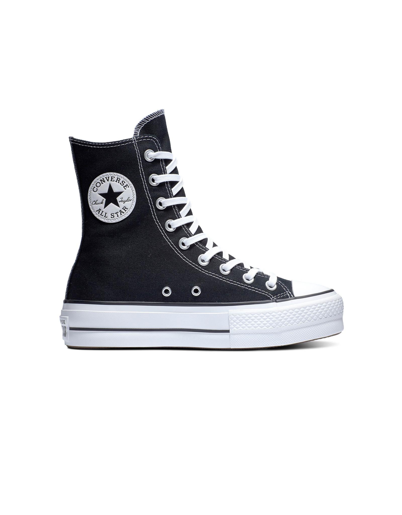 CONVERSE CTAS LIFT X-HI BLACK/WHITE/BLACK C120LB-170522C