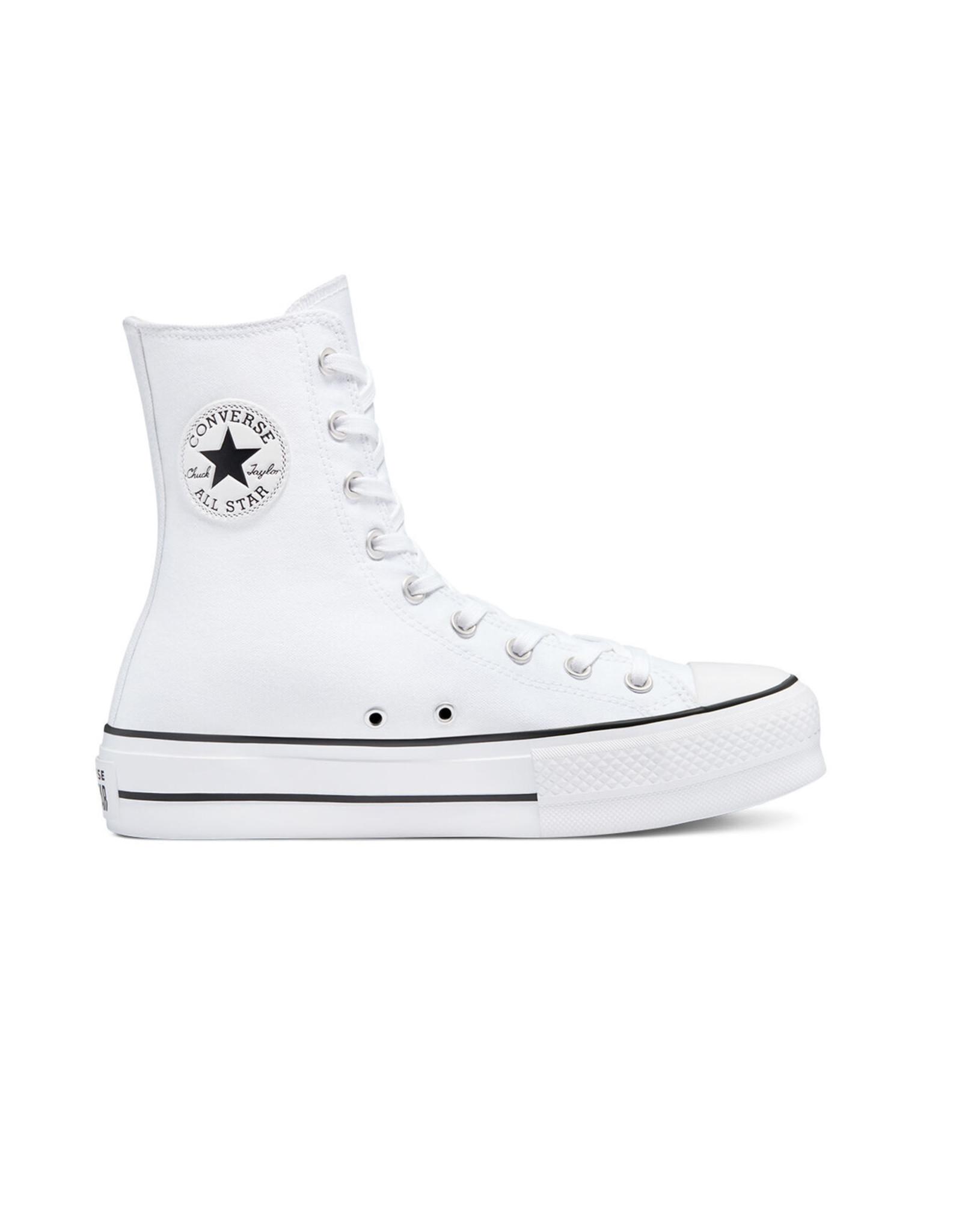 CONVERSE CTAS LIFT X-HI WHITE/WHITE/WHITE C120LW-170051C
