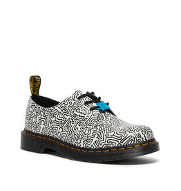 DR. MARTENS 1461 KEITH HARING FIG BLACK/WHITE 301KH-R26833009