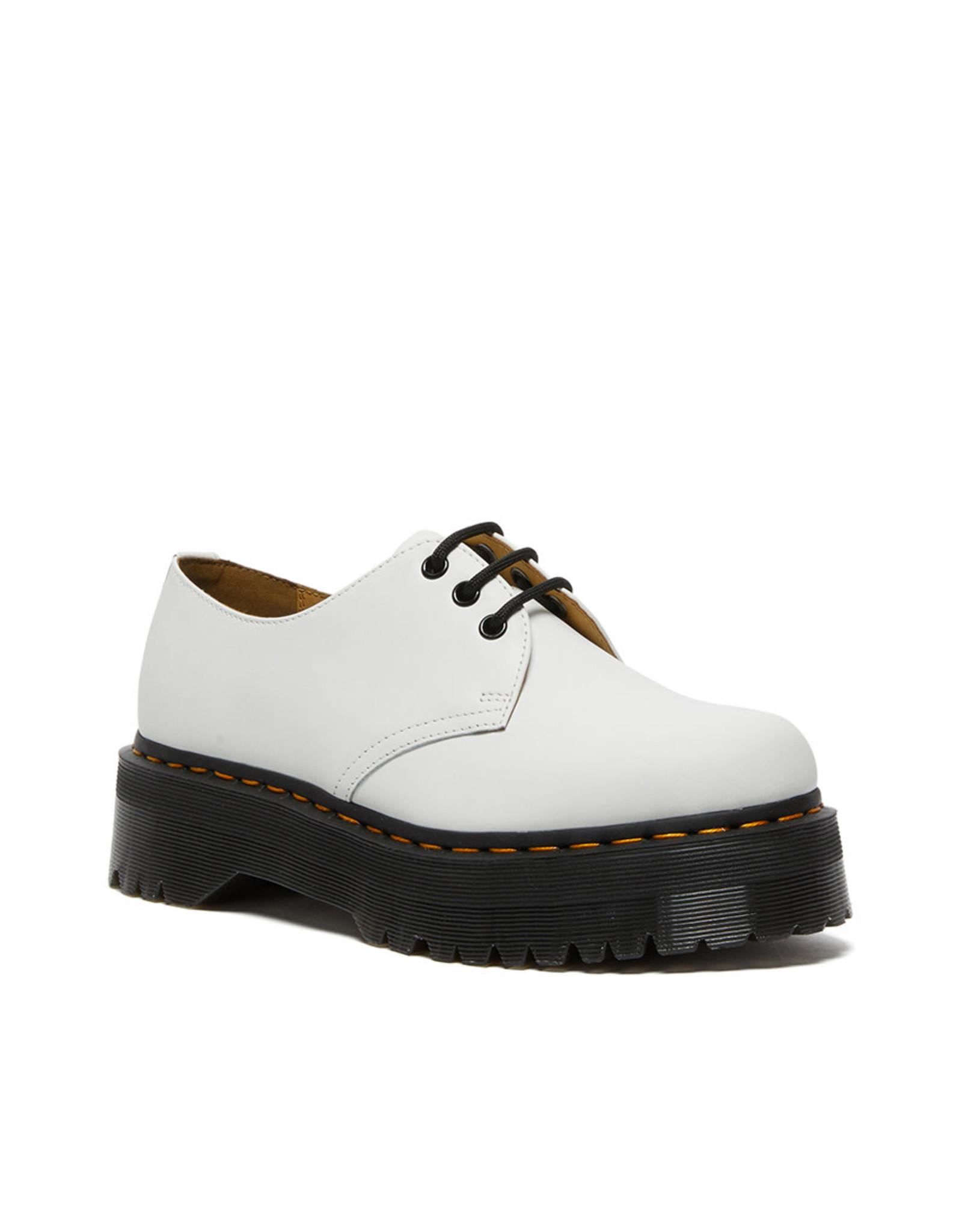 DR. MARTENS 1461 QUAD WHITE SMOOTH 302W-R26492100