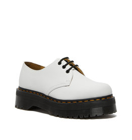 DR. MARTENS 1461 QUAD WHITE SMOOTH 302W-R26492100