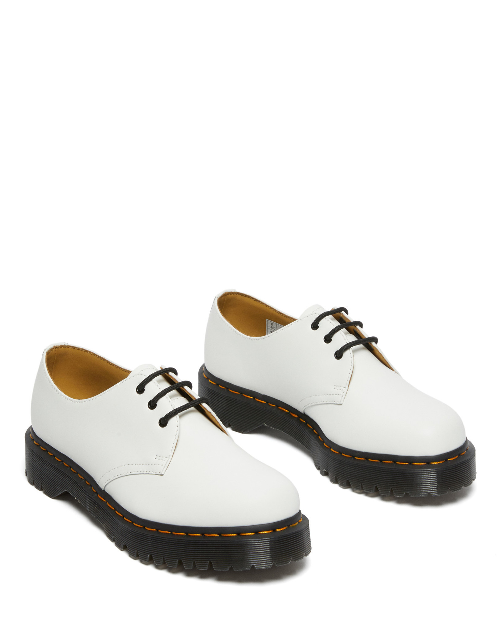 DR. MARTENS 1461 BEX WHITE SMOOTH 301WBEX-R26654100