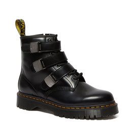 DR. MARTENS FENIMORE BLACK POLISHED SMOOTH 816BS-R25752001