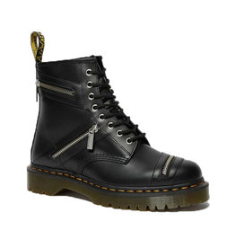 DR. MARTENS 1460 BEX ZIP BLACK SMOOTH 815ZBEX-R25947001