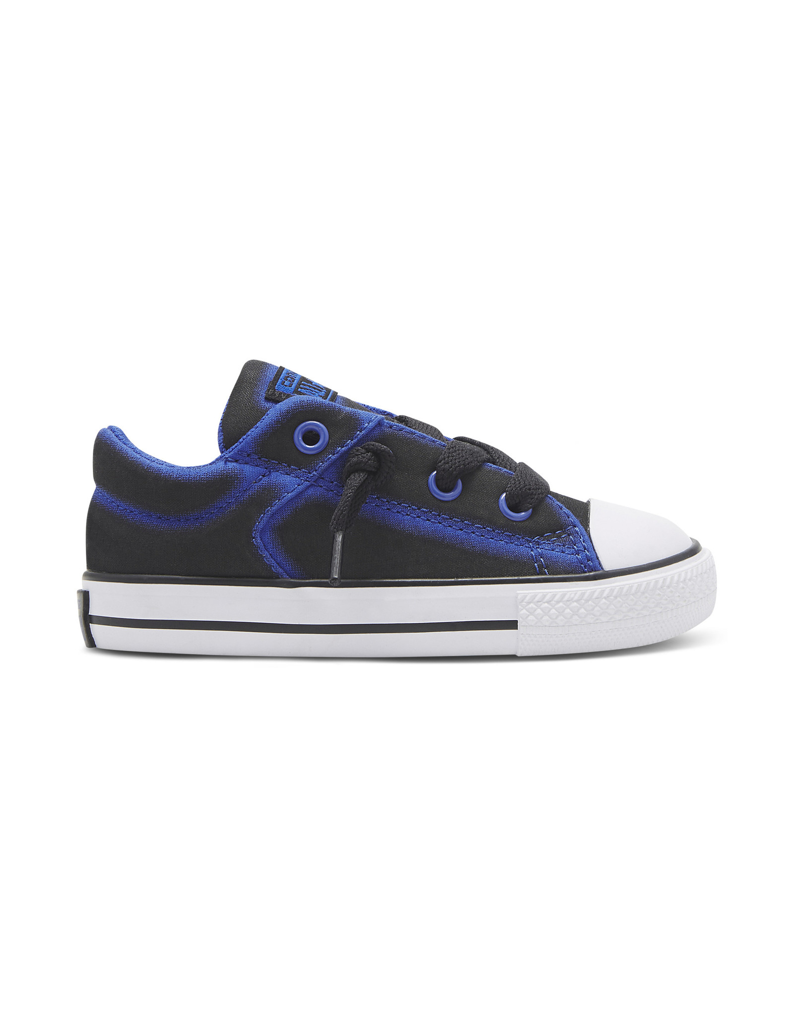 CONVERSE CTAS HIGH STREET SLIP BLACK LASER BLUE CPSBL-751712C