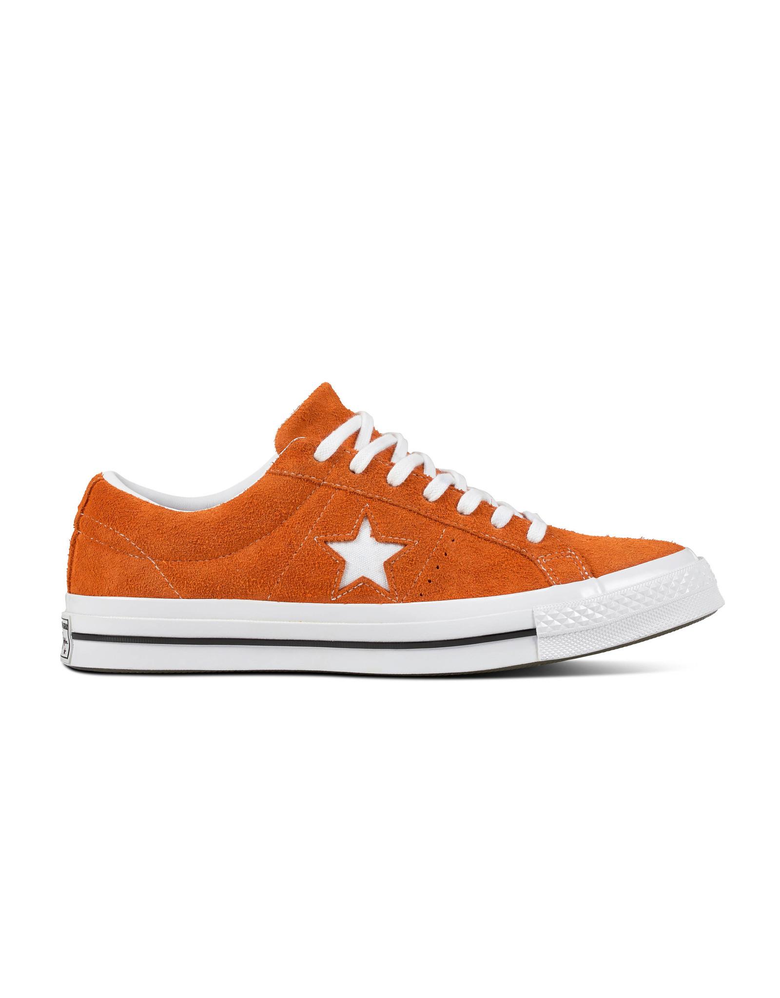 CONVERSE ONE STAR OX BOLD MANDARIN/WHITE/WHITE C888BAW-161574C