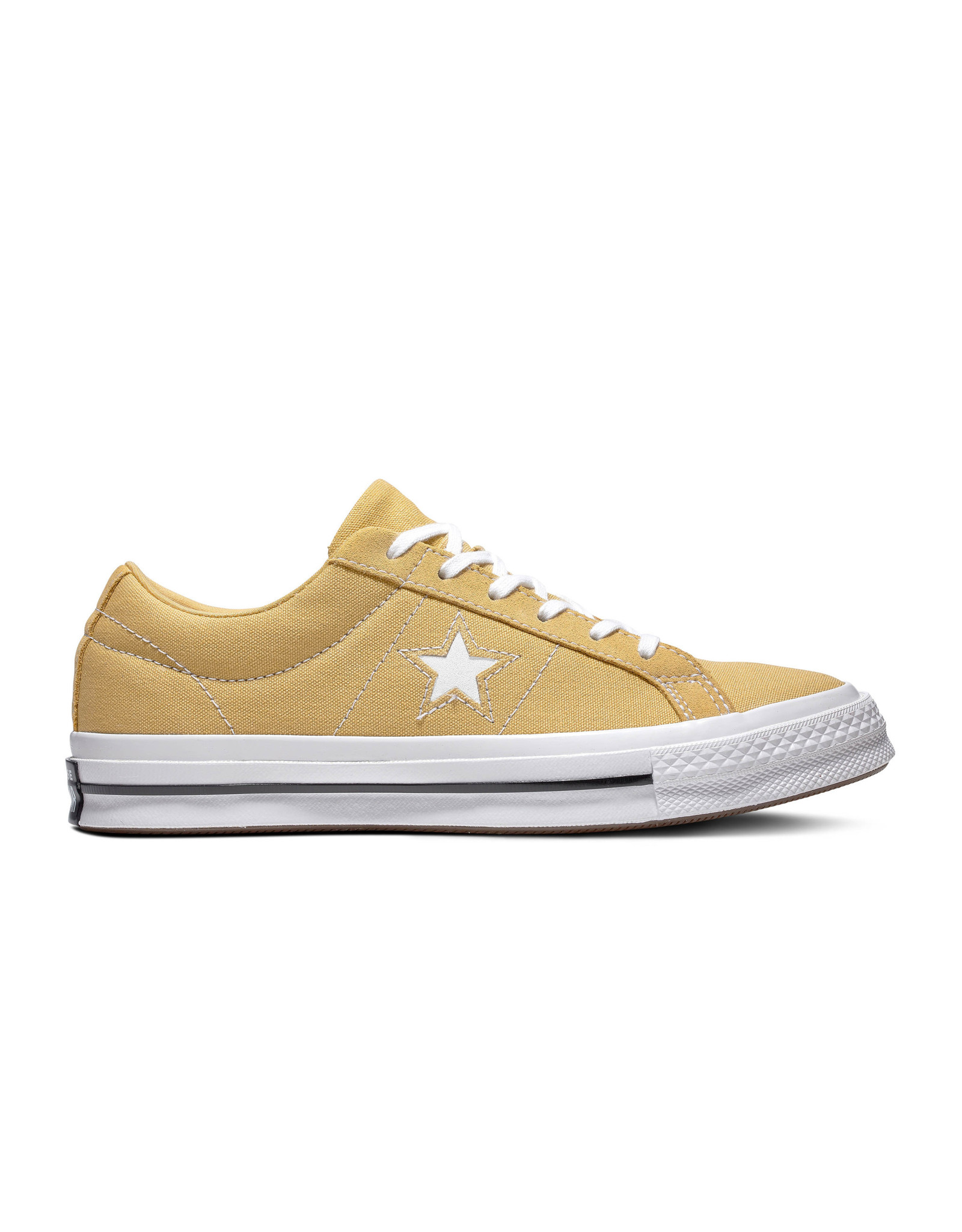CONVERSE ONE STAR OX CLUB GOLD/WHITE/BLACK C987CL-163317C