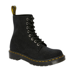 DR. MARTENS 1460 PASCAL BLACK GLITTER RAY 815RAY-R26066001