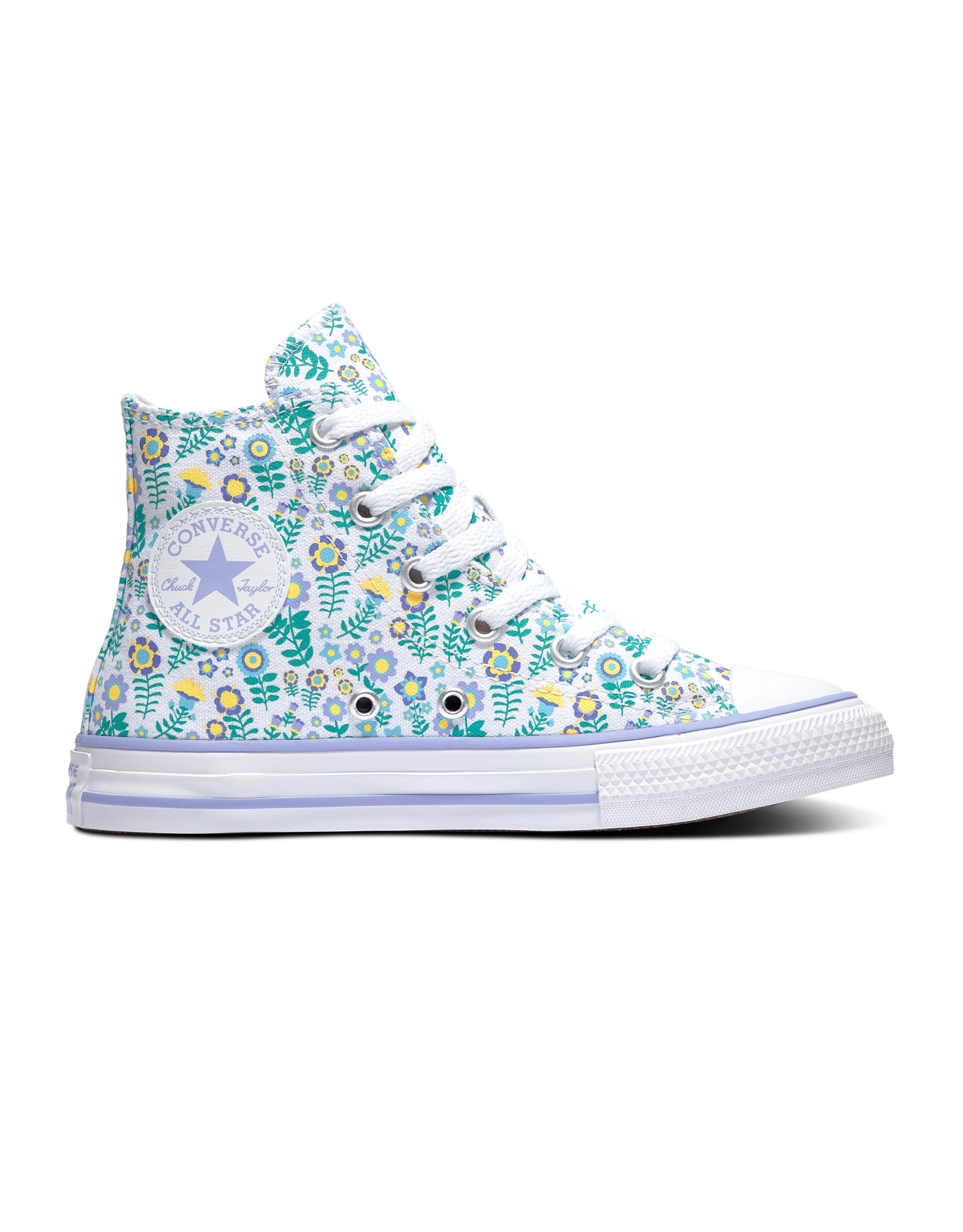 CONVERSE CTAS HI WHITE/TWILIGHT PULSE CBFLOW-670214C