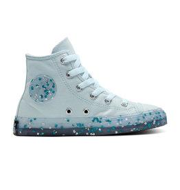 CONVERSE CHUCK TAYLOR ALL STAR (CC) HI GLACIER BLUE/BLEACHED CYAN CBGLA-670173C