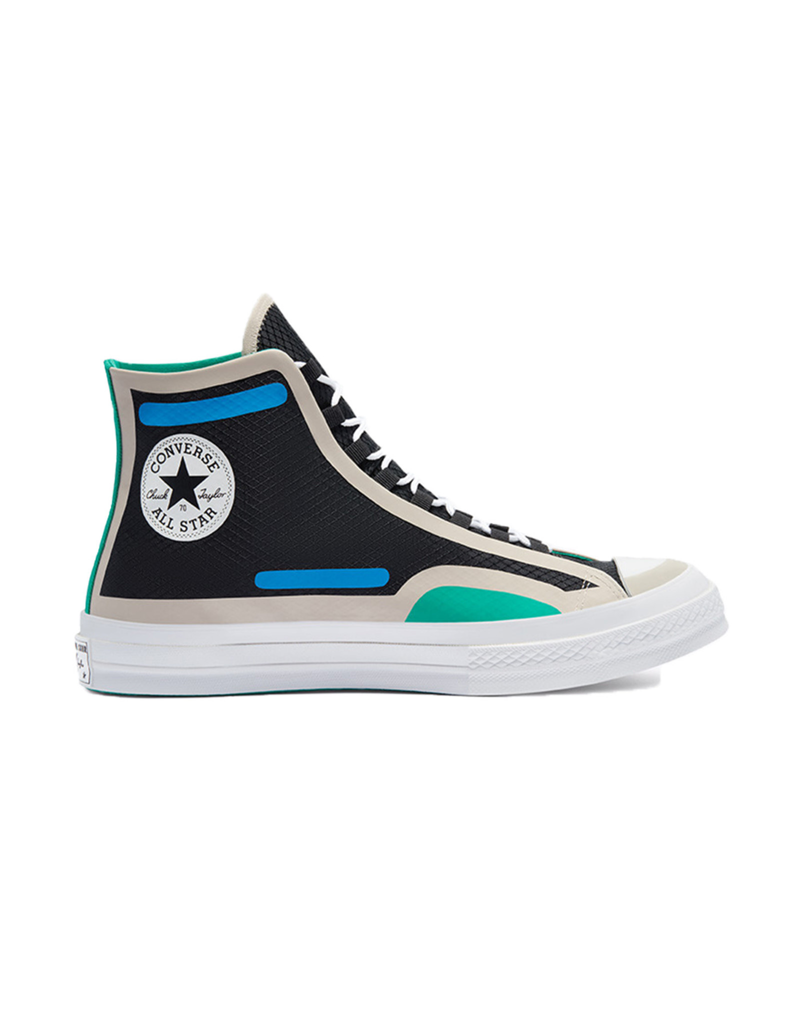 CONVERSE CHUCK 70 - TRAIL HI BLACK/STRING C170BAIL-170140C