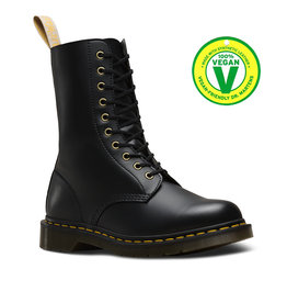DR. MARTENS 1490 VEGAN BLACK FELIX RUB OFF 1000VEB-R23981001