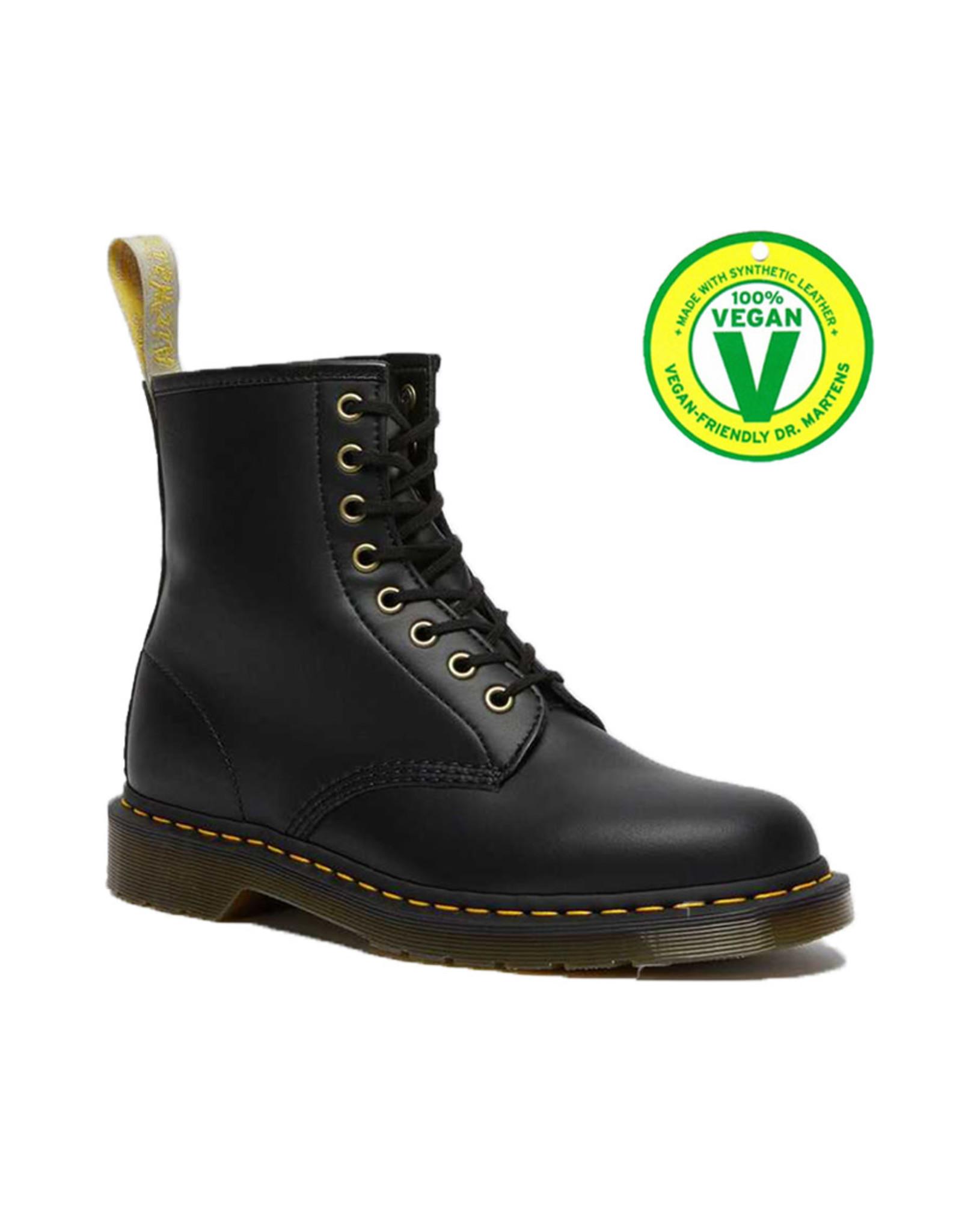 DR. MARTENS VEGAN 1460 BLACK FELIX RUB OFF 815VEB-R14045001