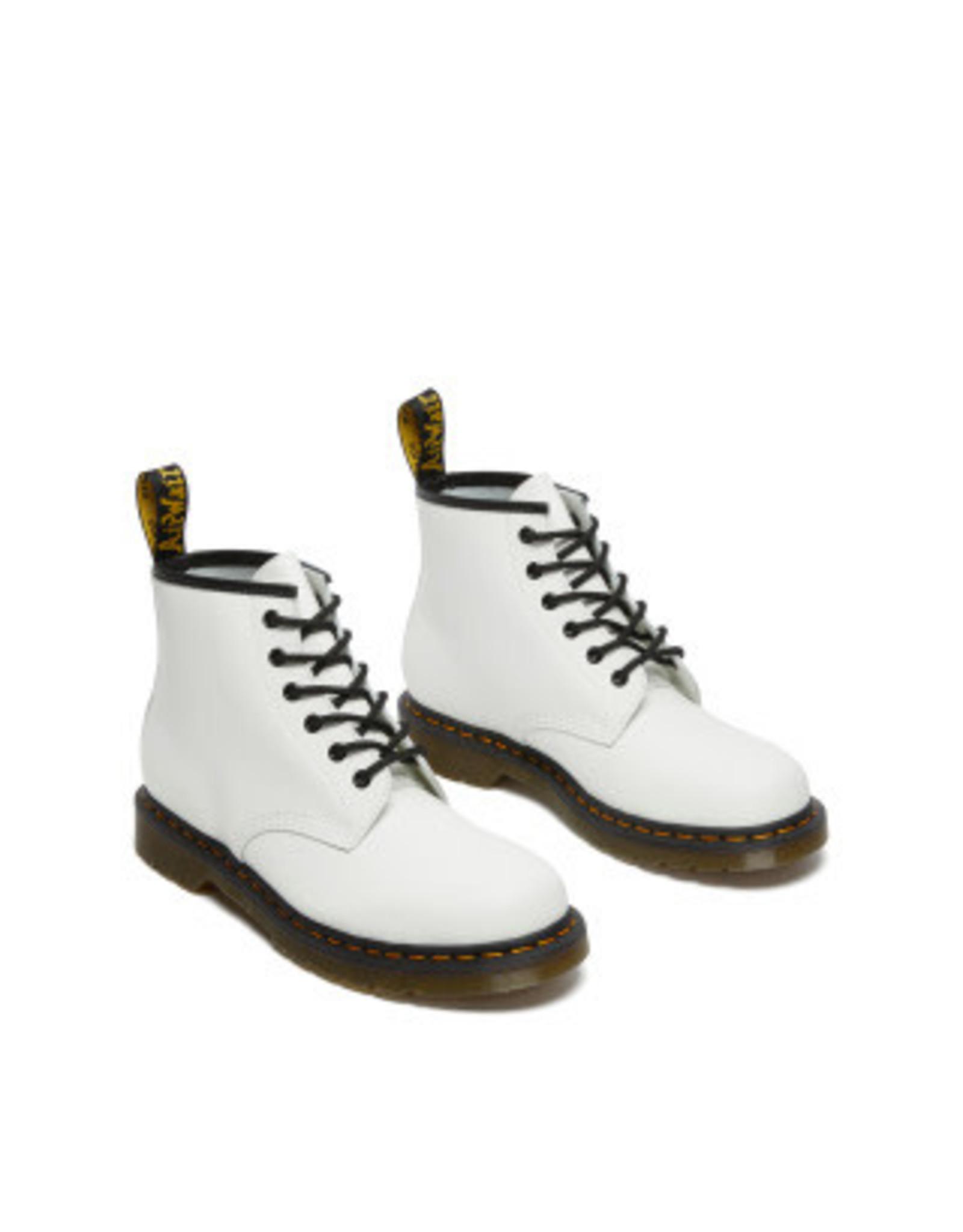 DR. MARTENS 101 YS WHITE SMOOTH 601WJ-R26366100