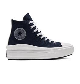 CONVERSE CHUCK TAYLOR ALL STAR MOVE HI OBSIDIAN/PURE SILVER/WHITE C21MOO-570261C
