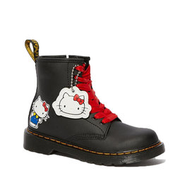 DR. MARTENS 1460 HELLO KITTY JUNIOR BLACK HYDRO Y815JHK-R25909001