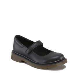 DR. MARTENS MACCY JUNIORS MARY JANE BLACK SOFTY YM2JB-R15655001
