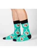 SOCK IT TO ME - Men's Ra-Man! Crew Socks