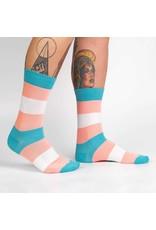 SOCK IT TO ME - Unisex Trans Pride (M/L) Crew Socks