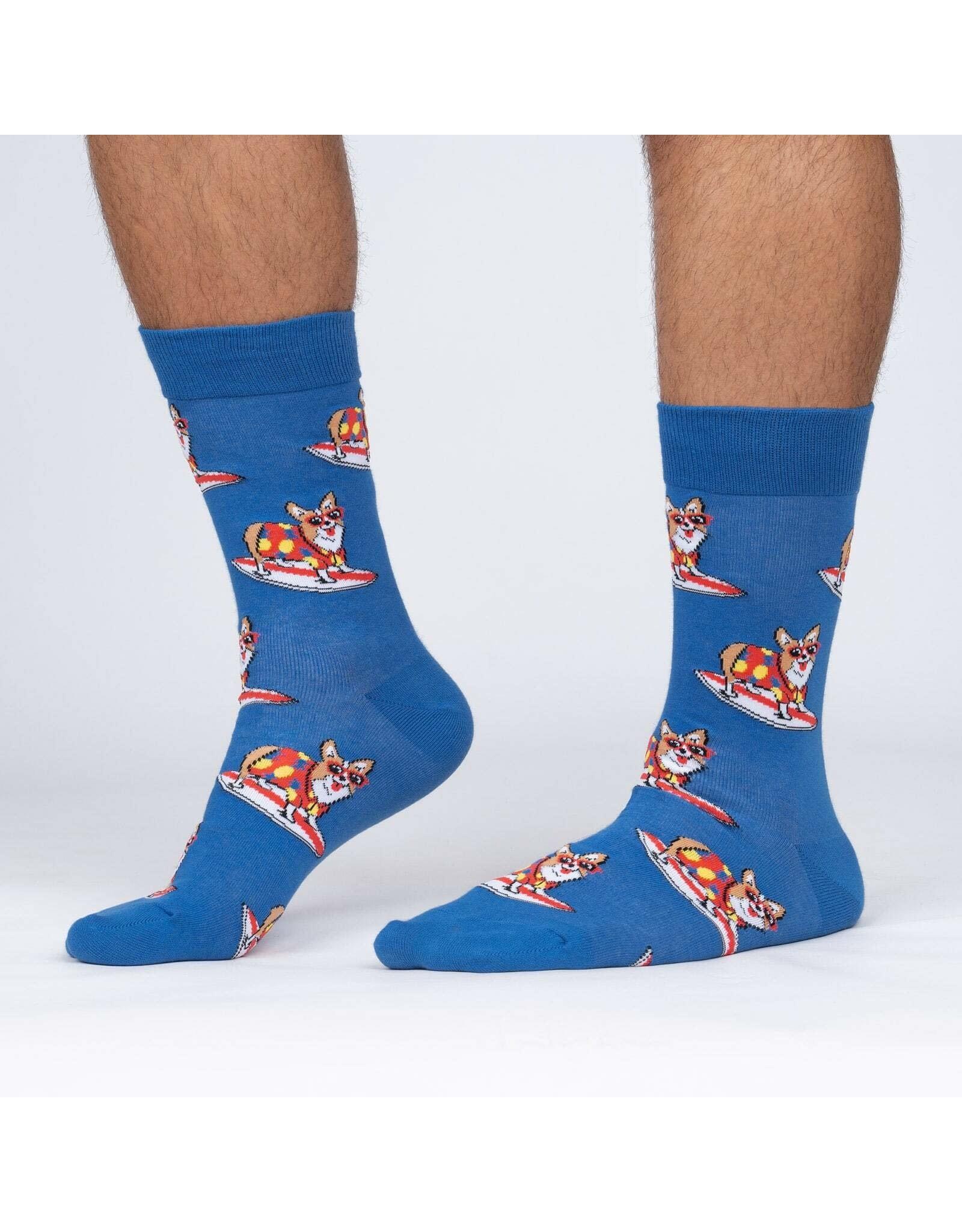 SOCK IT TO ME Copy of - Men's All Eyes On Me Crew Socks