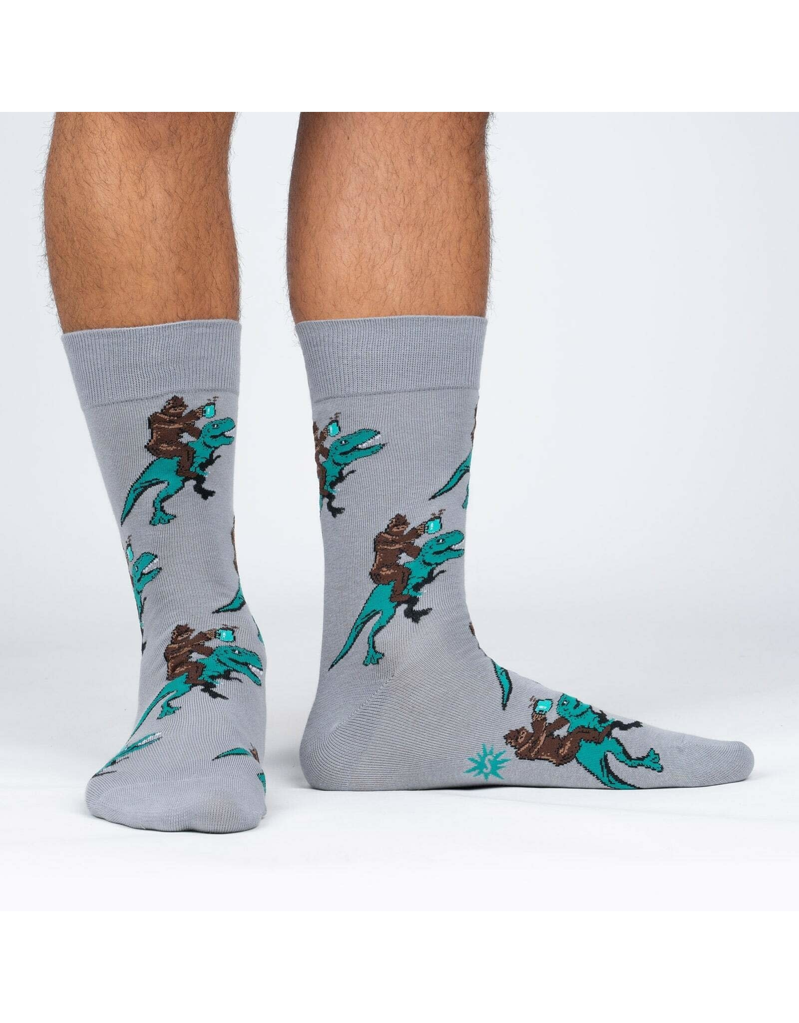 SOCK IT TO ME - Men's Cup of Ambition Crew Socks