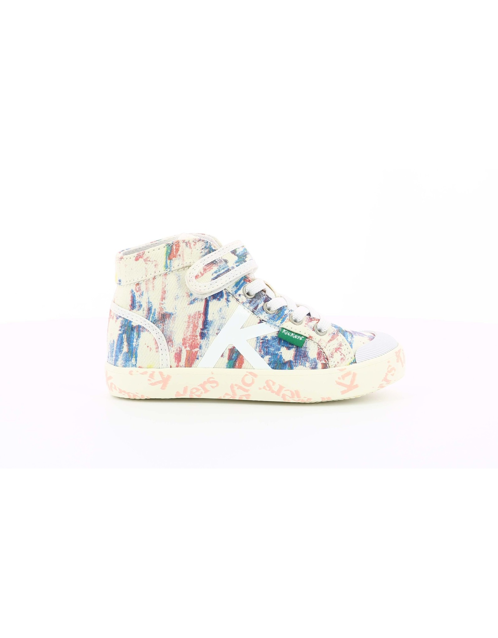 KICKERS GODUP MULTICOLOR PAINTING KU81MUP 21E858433-30+2