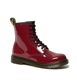 DR. MARTENS 1460 YOUTH DARK SCOOTER RED PATENT LAMPER Y815YDS-R26114655