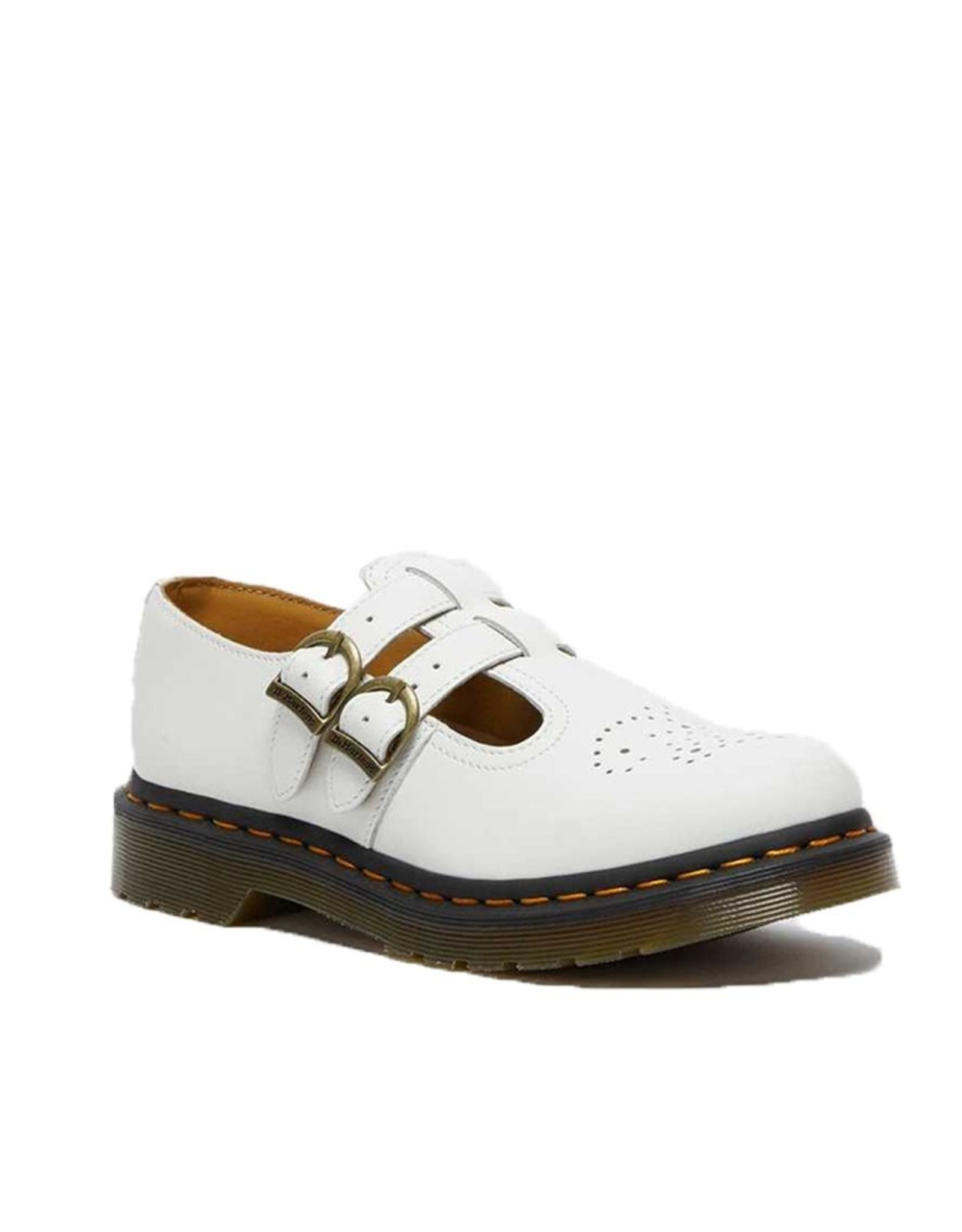 DR. MARTENS 8065 MARY JANE WHITE SMOOTH M92W-R26563100