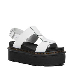 DR. MARTENS FRANCIS WHITE HYDRO LEATHER M94W-R26525100
