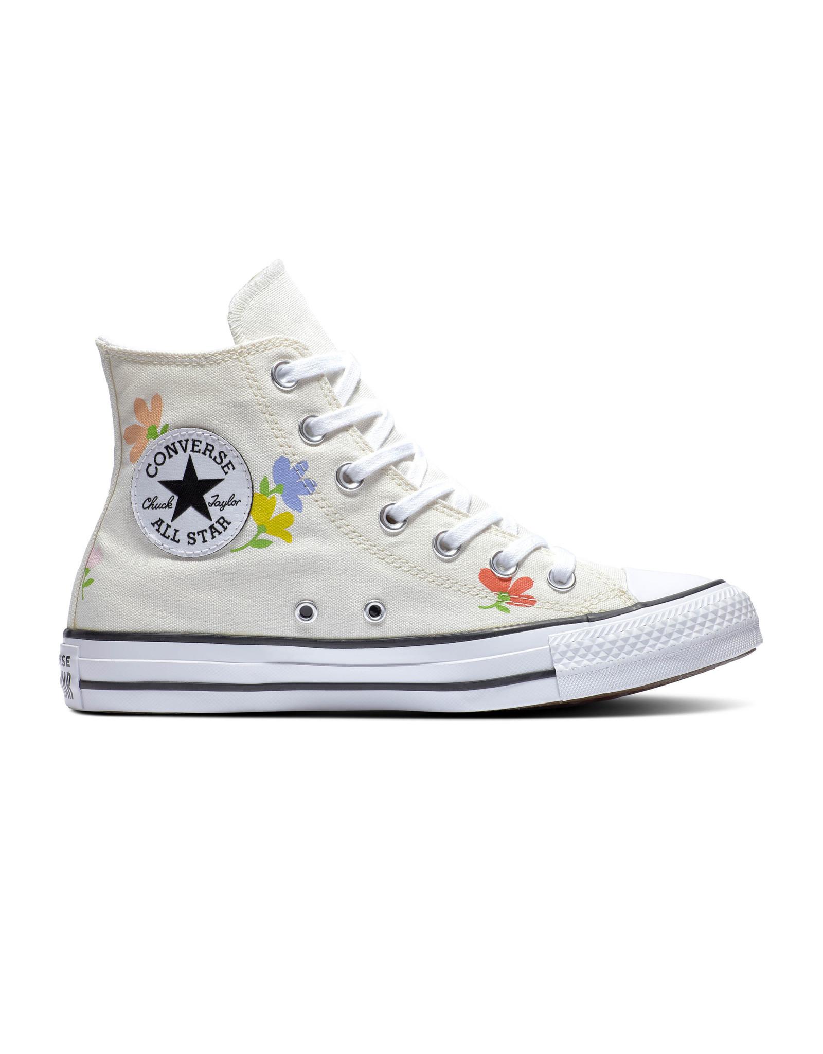CONVERSE CHUCK TAYLOR ALL STAR HI EGRET/BLACK/WHITE C21FLOW-570919C