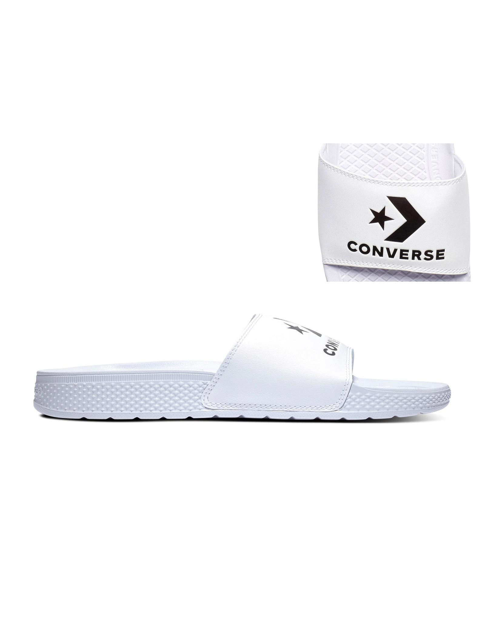 CONVERSE ALL STAR SLIDE SLIP WHITE/BLACK/WHITE C181W-171215C
