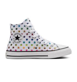 CONVERSE CHUCK TAYLOR ALL STAR HI WHITE/BLACK/WHITE CBSTAR-670686C