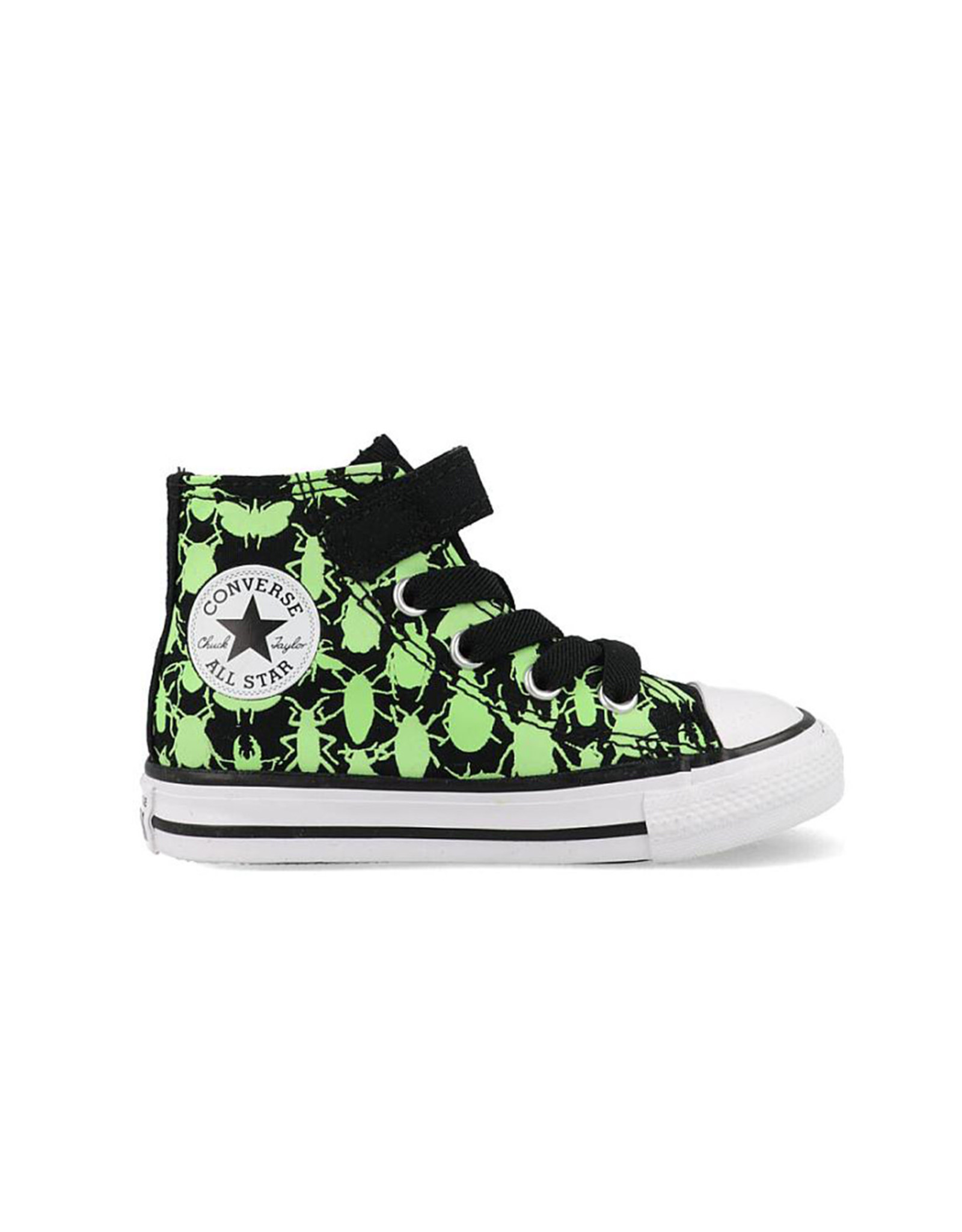 CONVERSE CHUCK TAYLOR ALL STAR 1V HI BLACK/CERAMIC GREEN/WHITE CMBUG-770717C
