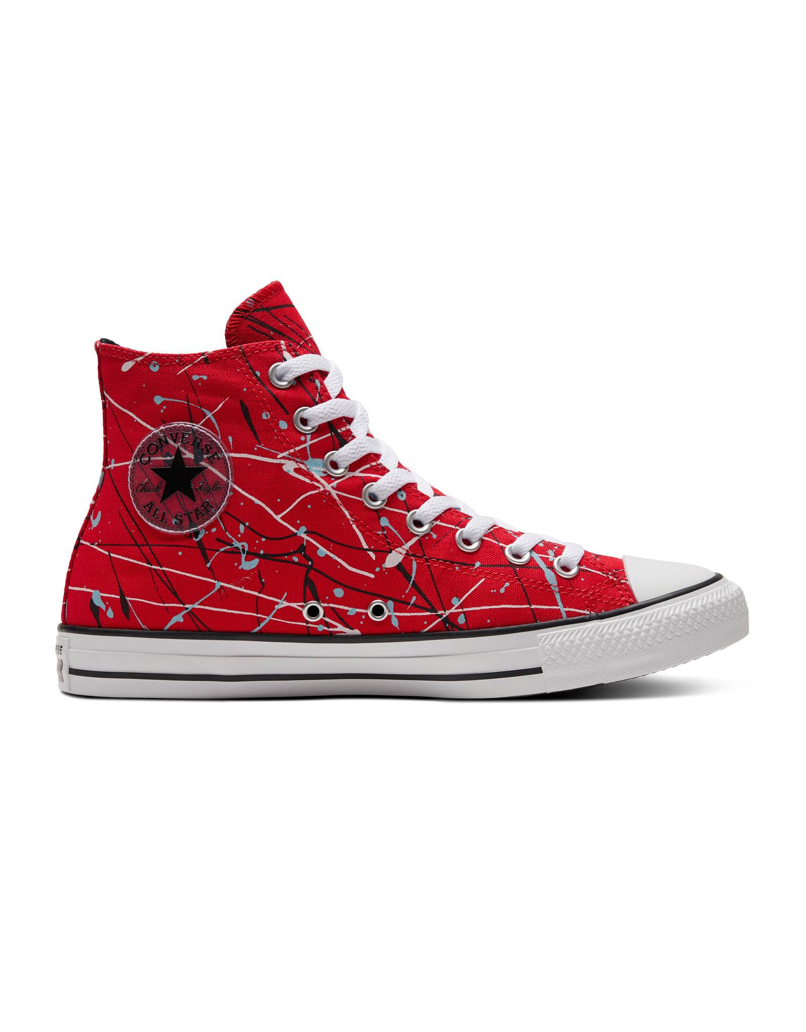 CONVERSE CHUCK TAYLOR ALL STAR HI UNIVERSITY RED/WHITE/BLACK C21RAR-170806C